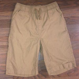 Boys Wheat Khaki Pull On Shorts 10